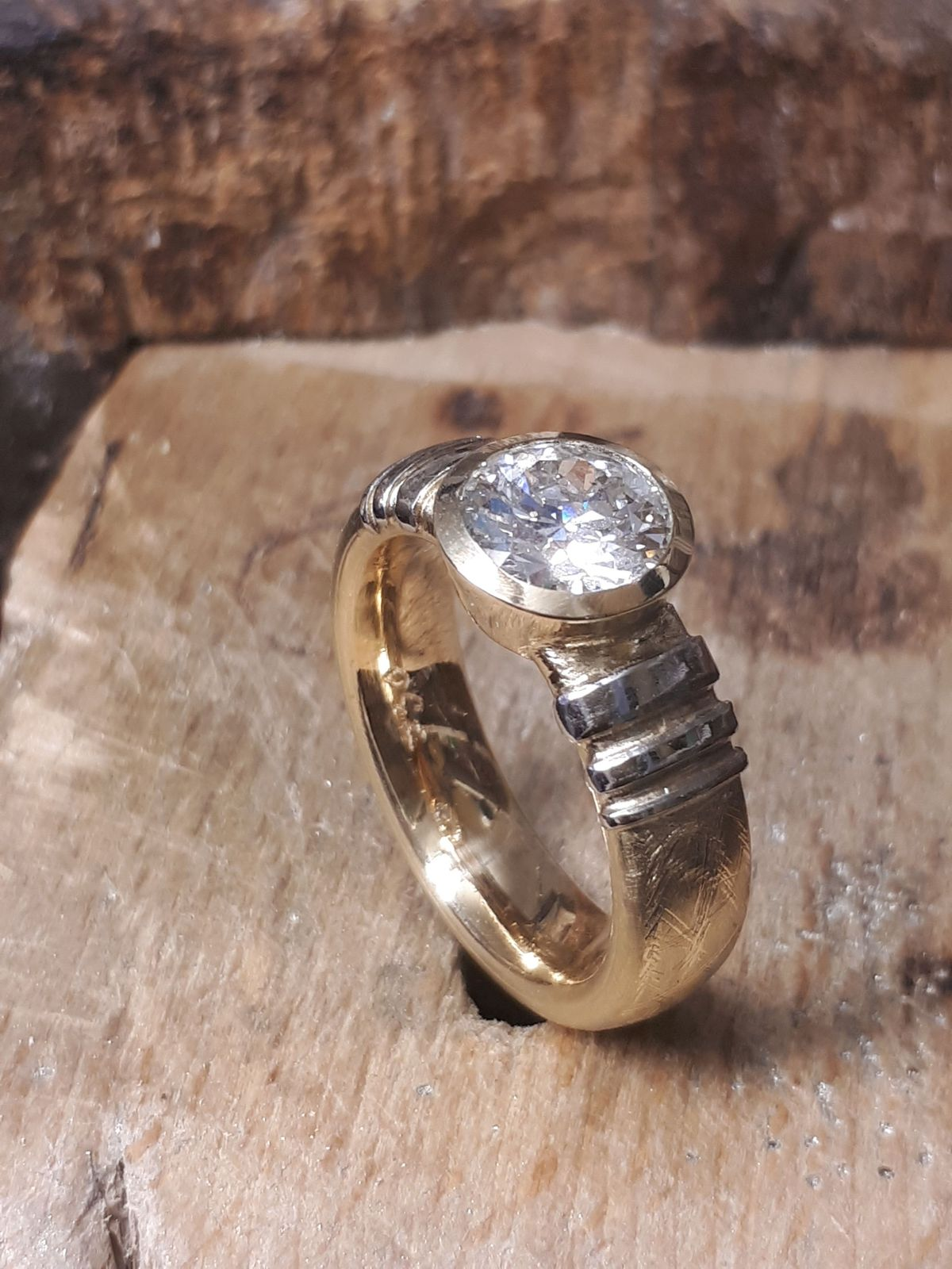 Ring_Brillant GoldPlatin